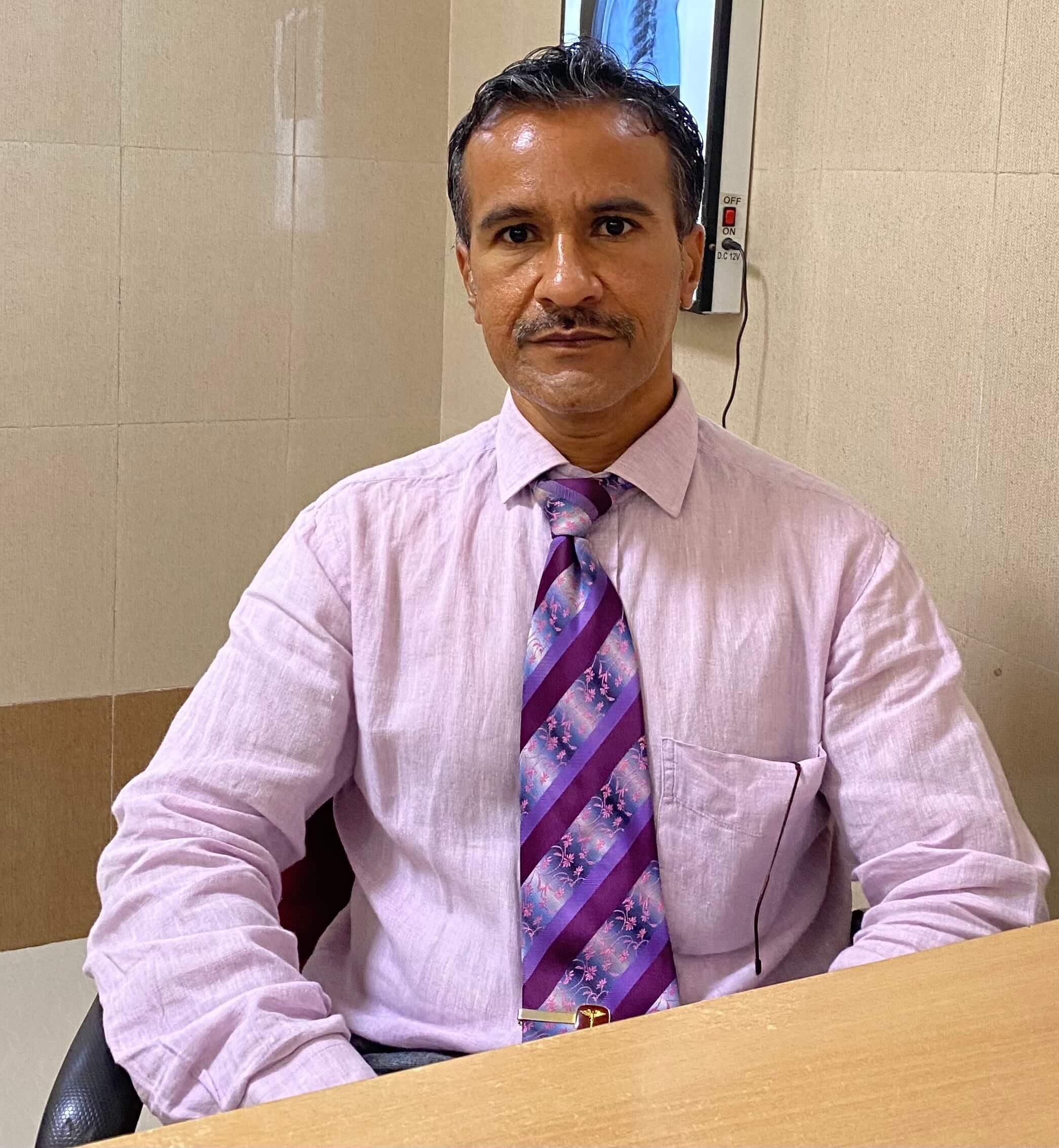 Dr Shashi kumar Y